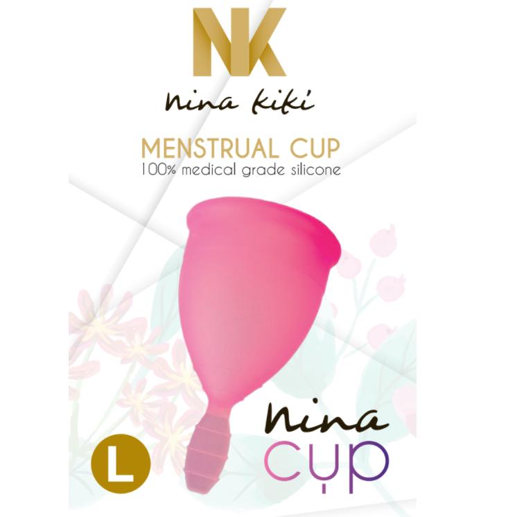 Nina Cup Copa Menstrual Talla L 1