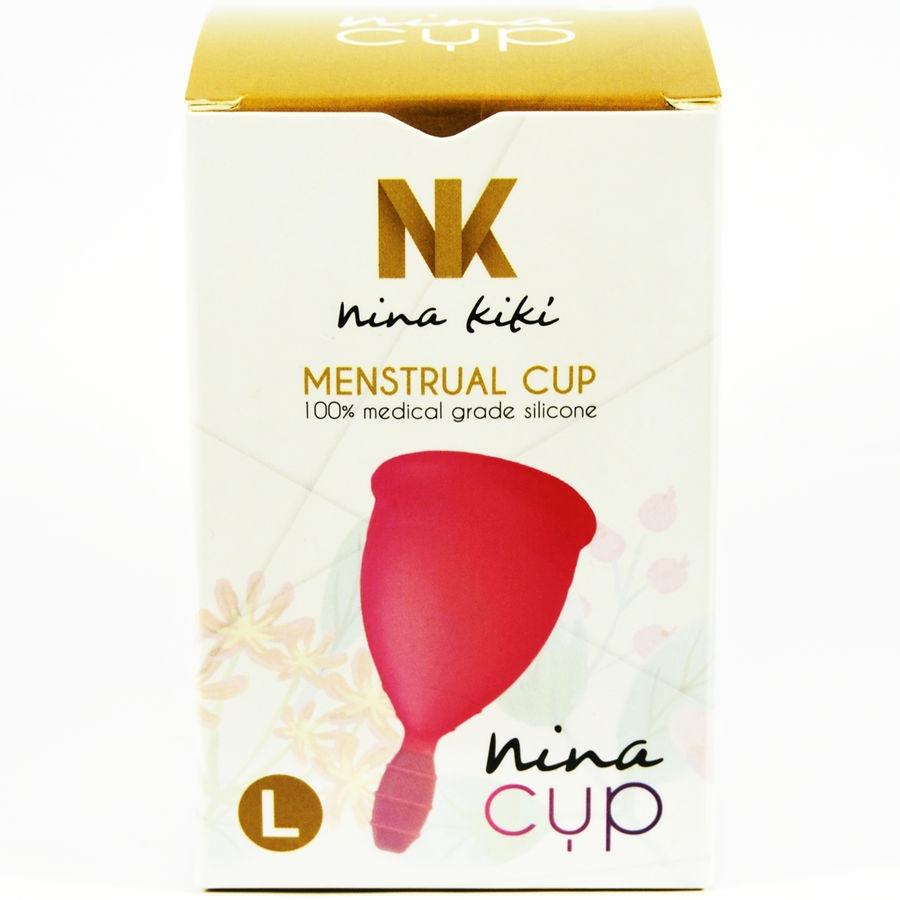 Nina Cup Copa Menstrual Talla L 3