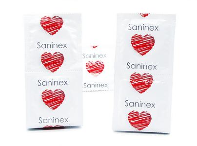 Saninex Condoms Top Fashion Punteados 3 Uds 2