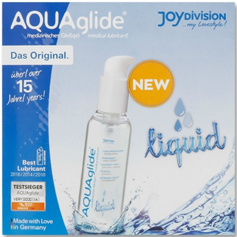 Aquaglide Lubricante Liquid Monodosis 3 ml 2