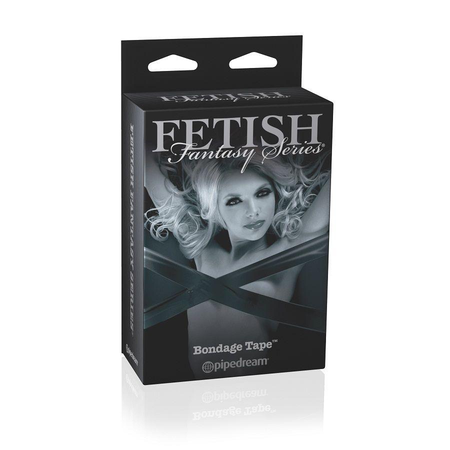 Fetish Fantasy Edicion Limitada Cinta para Bondage Negra 2