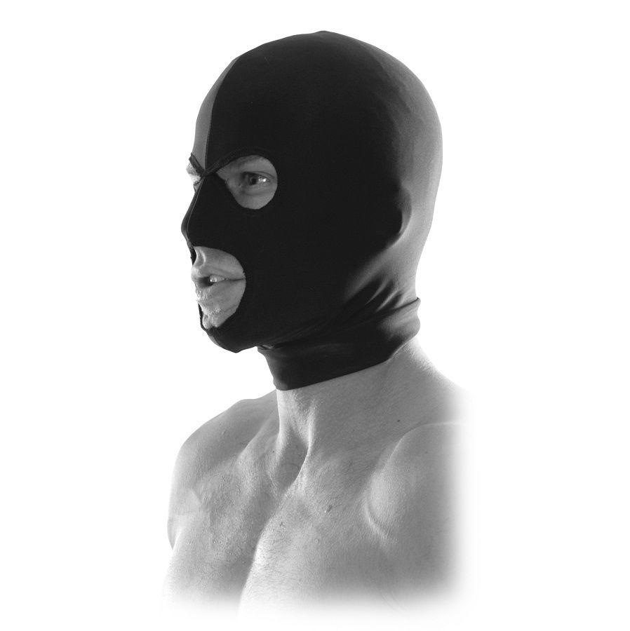 Fetish Fantasy Edicion Limitada Mascara con 3 Aberturas 2