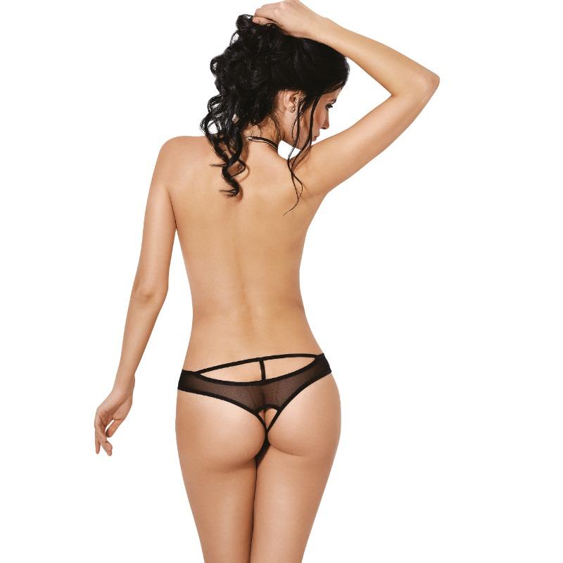 Le Frivole - 04320 Panties con Abertura 2