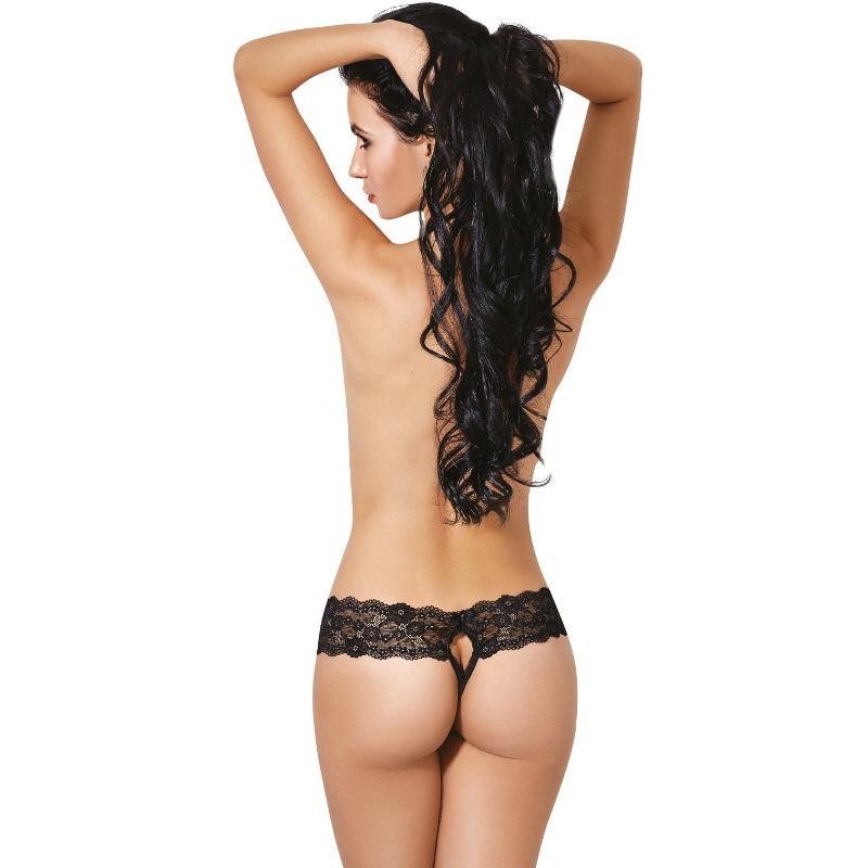 Le Frivole - 04323 Panties con Abertura 3
