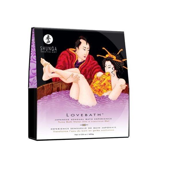 Shunga Lovebath Lotus Sensual 1