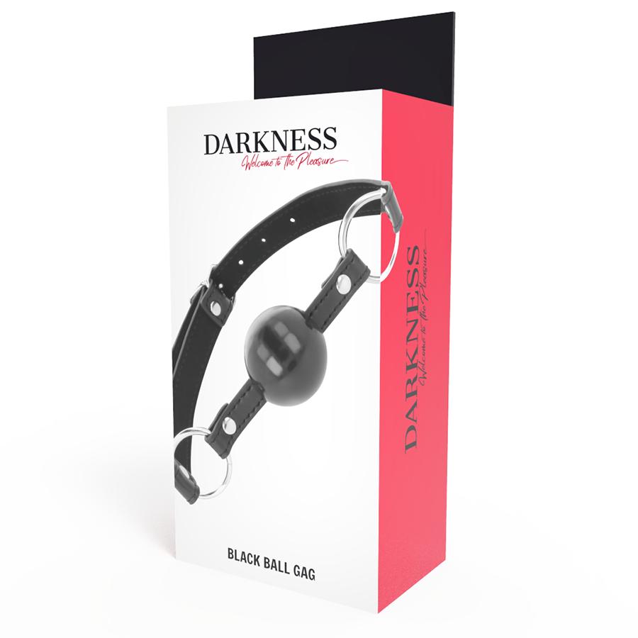 Darkness Mordaza Bola Negra 1
