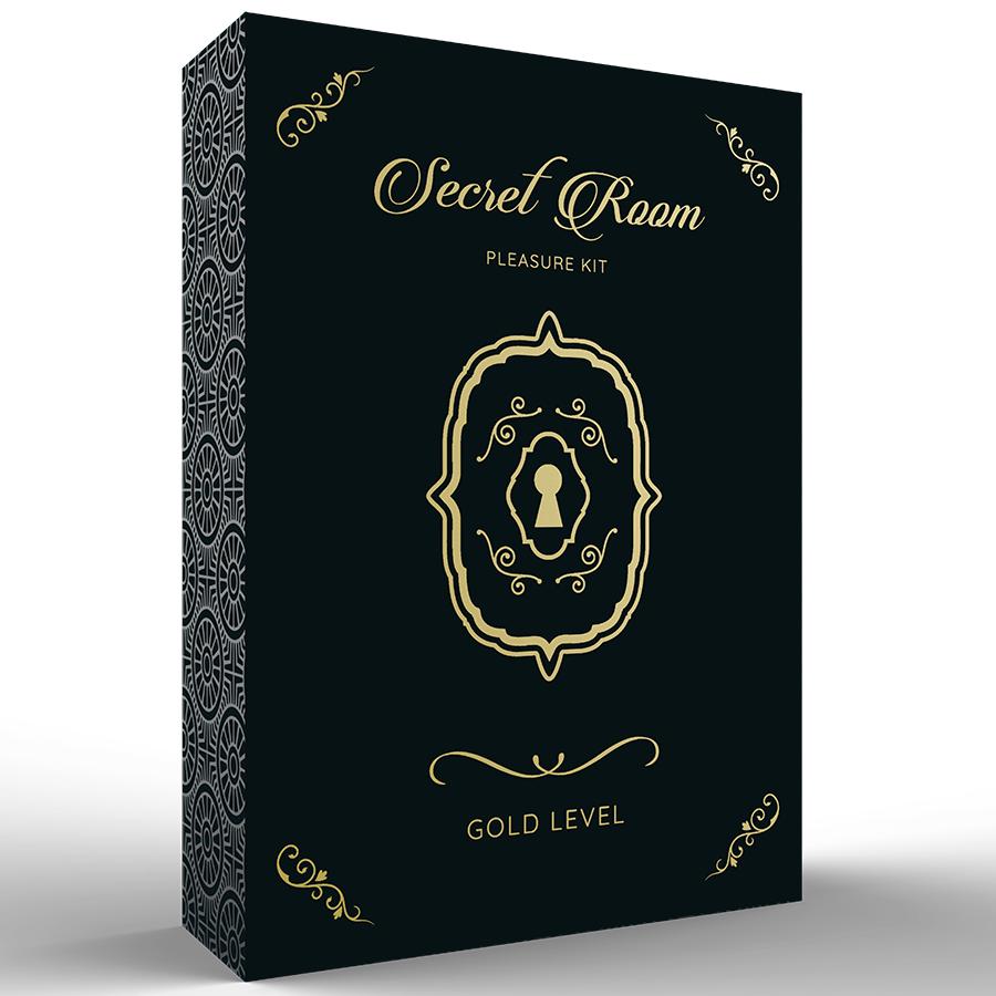 Secret Room Pleasure Kit Gold Nivel 2 1