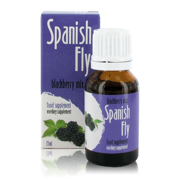 Spanish Fly Blackberry Mix 1