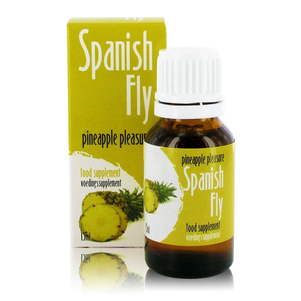 Spanish Fly Piña Pleasure 1