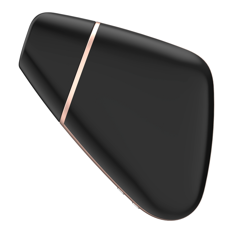 Satisfyer Connect Estimulador Clitoris Love Triangle Black 7