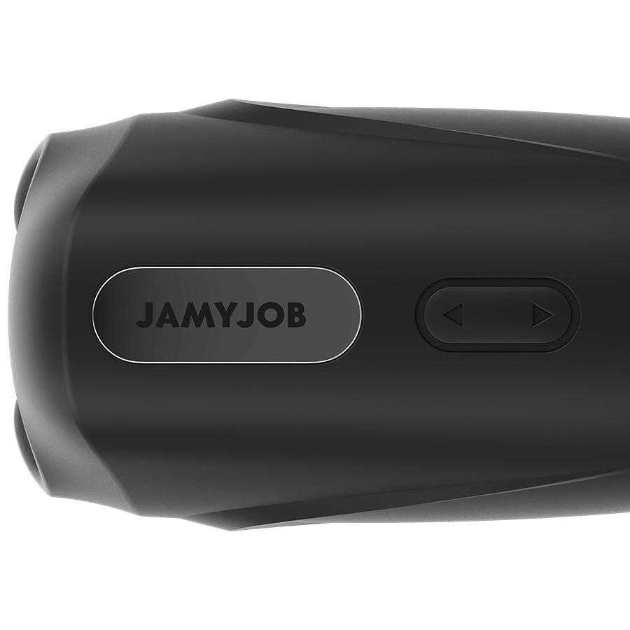 Jamyjob Masturbador Stroker Vibrador 2 Motores 5