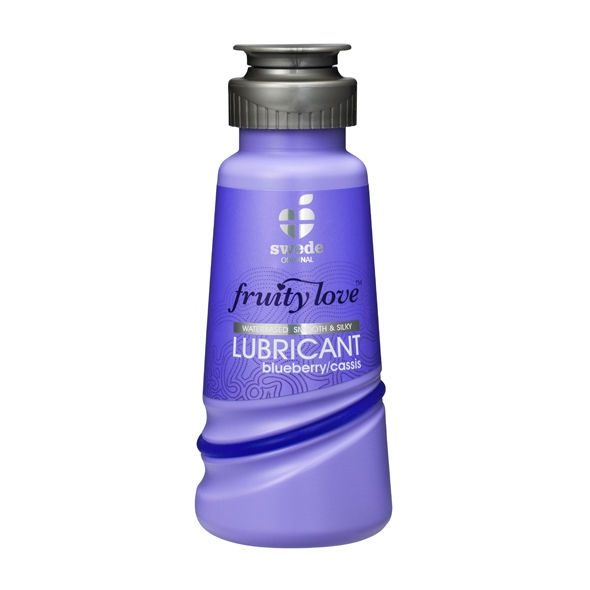 Fruity Love Lubricante Arandano y Casis 100 ml Swede 1