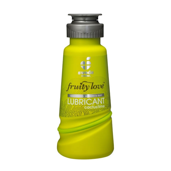 Fruity Love Lubricante Cactus y Limon 100 ml. Swede 1