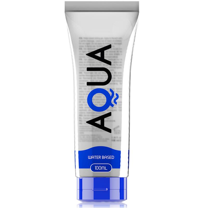 Aqua Quality Lubricante Base de Agua 100ml 1