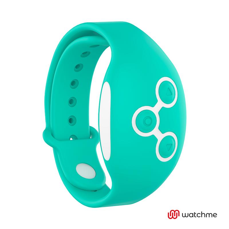 Wearwatch Vibrador Dual Technology Watchme Light Green 3