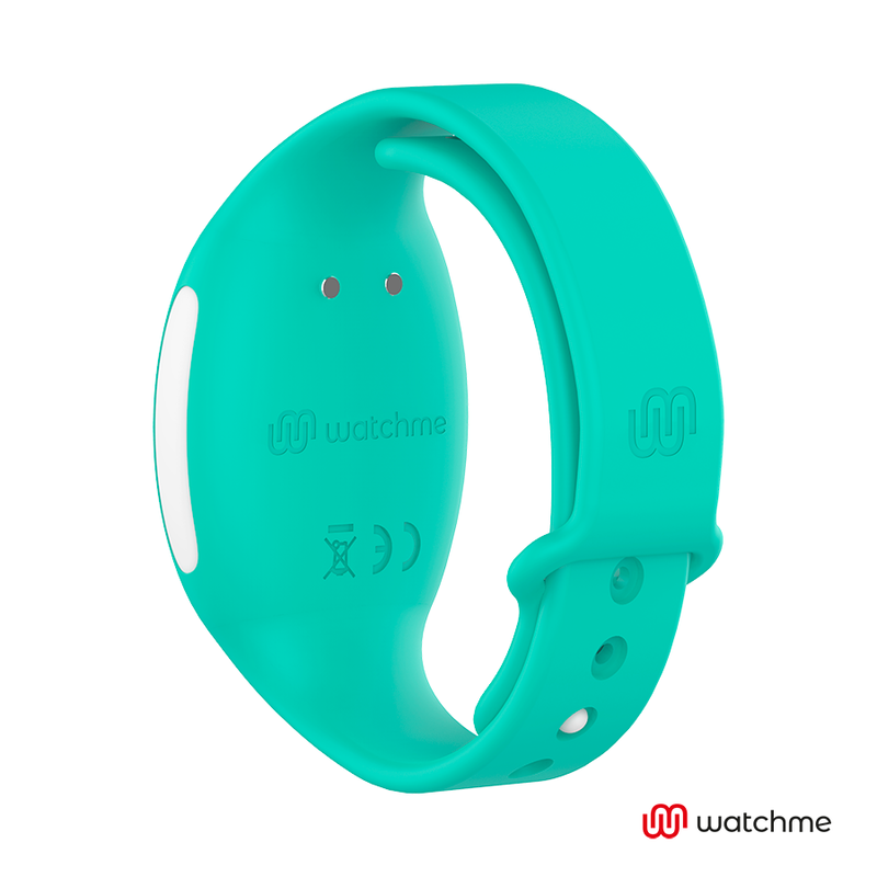 Wearwatch Vibrador Dual Technology Watchme Light Green 4