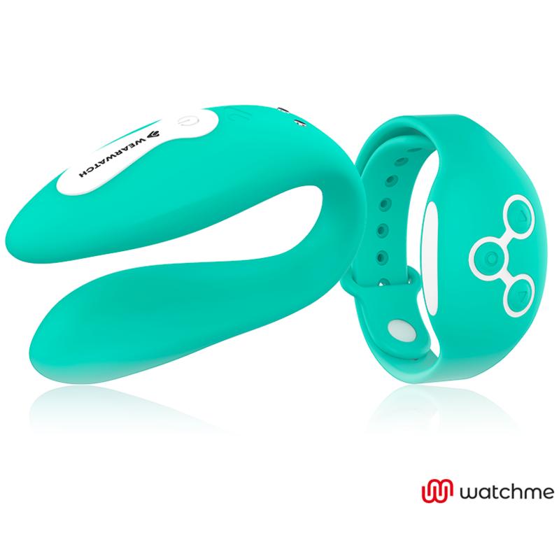 Wearwatch Vibrador Dual Technology Watchme Light Green 2