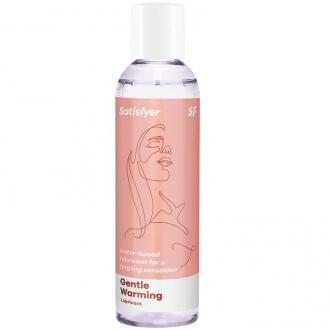 Satisfyer Gentle Warming Lubricante Efecto Calor 150 ml