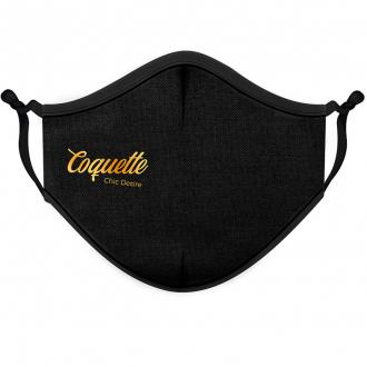 Coquette Mascarilla Reutilizable