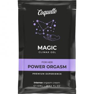 Coquette Magic Climax Gel For Her Gel Potenciador Orgasmo 10 ml