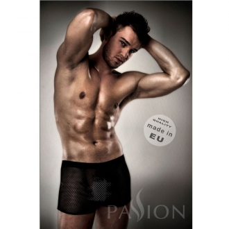 Passion 004 Men Red Lingerie Black