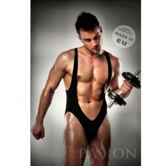Body 011 Jockstrap Black Men Lingerie By Passion