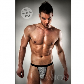 Tanga Leopardo 013 By Passion Men Lingerie