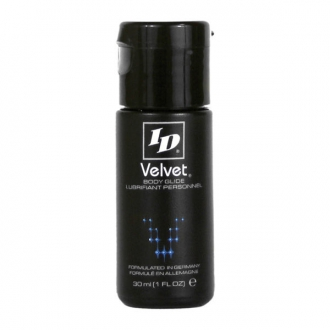 Id Velvet Premium Lubricante Silicona 30ml