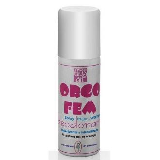 Desodorante íntimo con Feromonas para Mujer