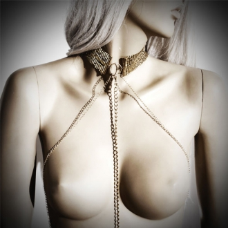 Désir Métallique Collar Metálico Bijoux