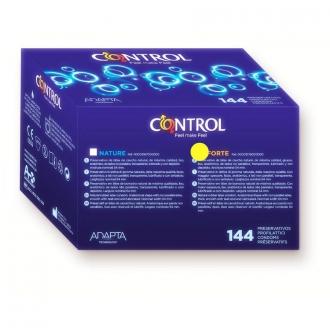 Control Adapta Forte Caja 144 Uds