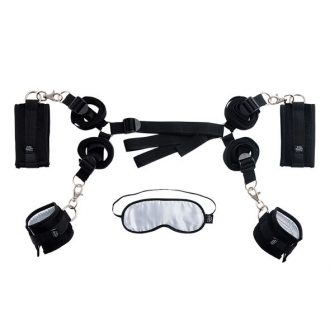 Kit Restricción Cama Fifty Shades Of Grey