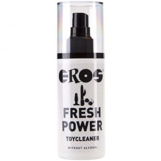 Eros Fresh Power Limpiador Juguetes Sin Alcohol