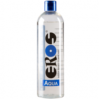Lubricante Base Agua Denso 250 ml Eros