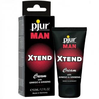 Pjur Man Xtend Crema Masaje Estimulante 50 ml