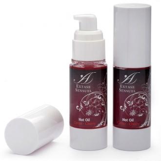 Extase Sensuel Aceite Estimulante Calor Cereza 30ml