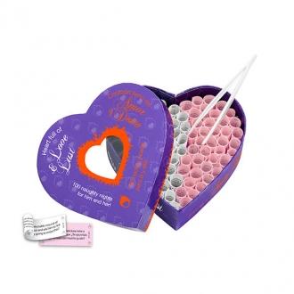Heart Full Of Love & Lust & Corazon Lleno de Amor & Deseo