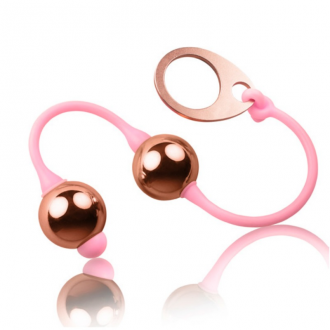 Golden Balls Kegel Rocks-Off