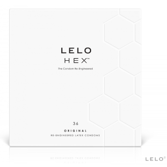 Lelo Hex Preservativo Caja 36 Uds