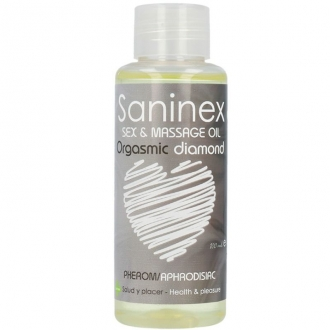 Saninex Orgasmic Diamond Aceite de Masaje 100 ml