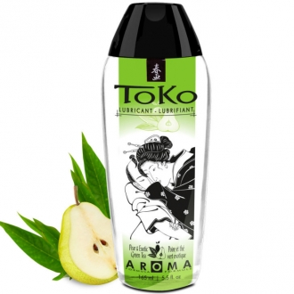 Lubricante Pera y Té Verde Shunga Toko