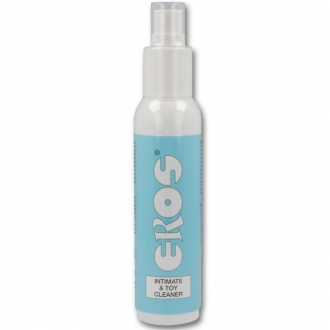 Eros Limpiador Intimo Externo y de Juguetes 100 ml