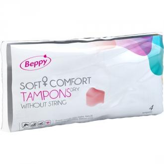 Beppy Tampones Clasicos 4 Uds