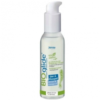 Bioglide Lubricante-Aceite de Masaje Organico 125 ml