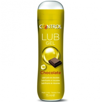 Control Lub Gel Lubricante Chocolate 75 ml