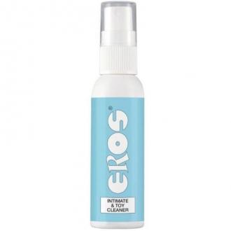 Eros Limpiador Intimo Externo y de Juguetes 50 ml