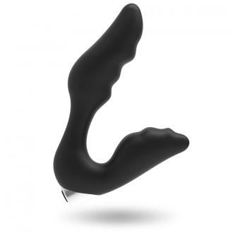 Addicted Toys Vibrador Prostático Recargable Negro