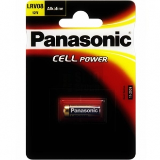 Panasonic Pila Alcalina Lrv08 Lr23a 12v Blister*1
