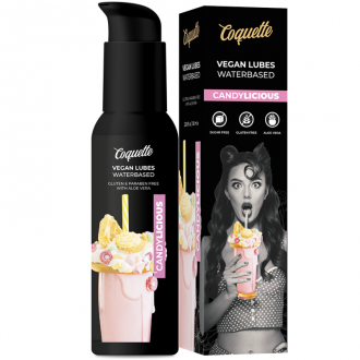 Coquette Premium Experience Lubricante Vegano Candylicious 100ml
