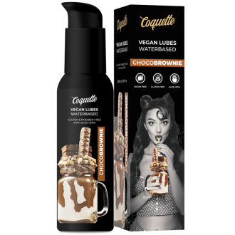 Coquette Premium Experience Lubricante Vegano Chocobrownie 100ml